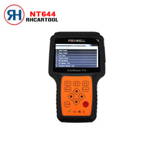 2017 Car Styling Best quality Fox-well NT644 All Makes Full Systems Oil Reset /EPB+Oil Service Scanner Auto Diagnostic Scanner(China)