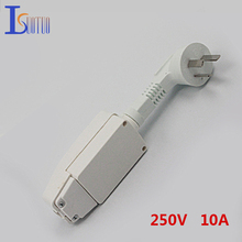 10A air conditioning water heater leakage protector plug socket switch electrical appliances prevent electric shock