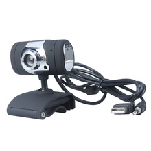 USB 2.0 50.0M HD Webcam Camera Web Cam Digital Video Webcamera with Microphone MIC for Computer PC Laptop