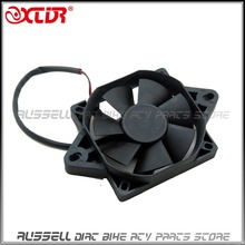 "12V 6 "" inch thermo Radiator COOLING FAN 125CC 200CC Pit Trial dirt bike atv Quad"