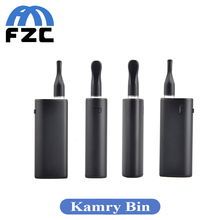 Original CBD THC Kamry Bin 650mAh Starter Electronic Cigarette Kit Vape Pen 1.6ohm Huge Portable Hookah - FZC Pro E Center Store store