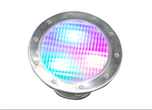 IP68 stainless steel led under sea water lamp AC/DC12v 3w rgb led pool light life>50,000hrs CE&ROHS max install depth of 20m(China)