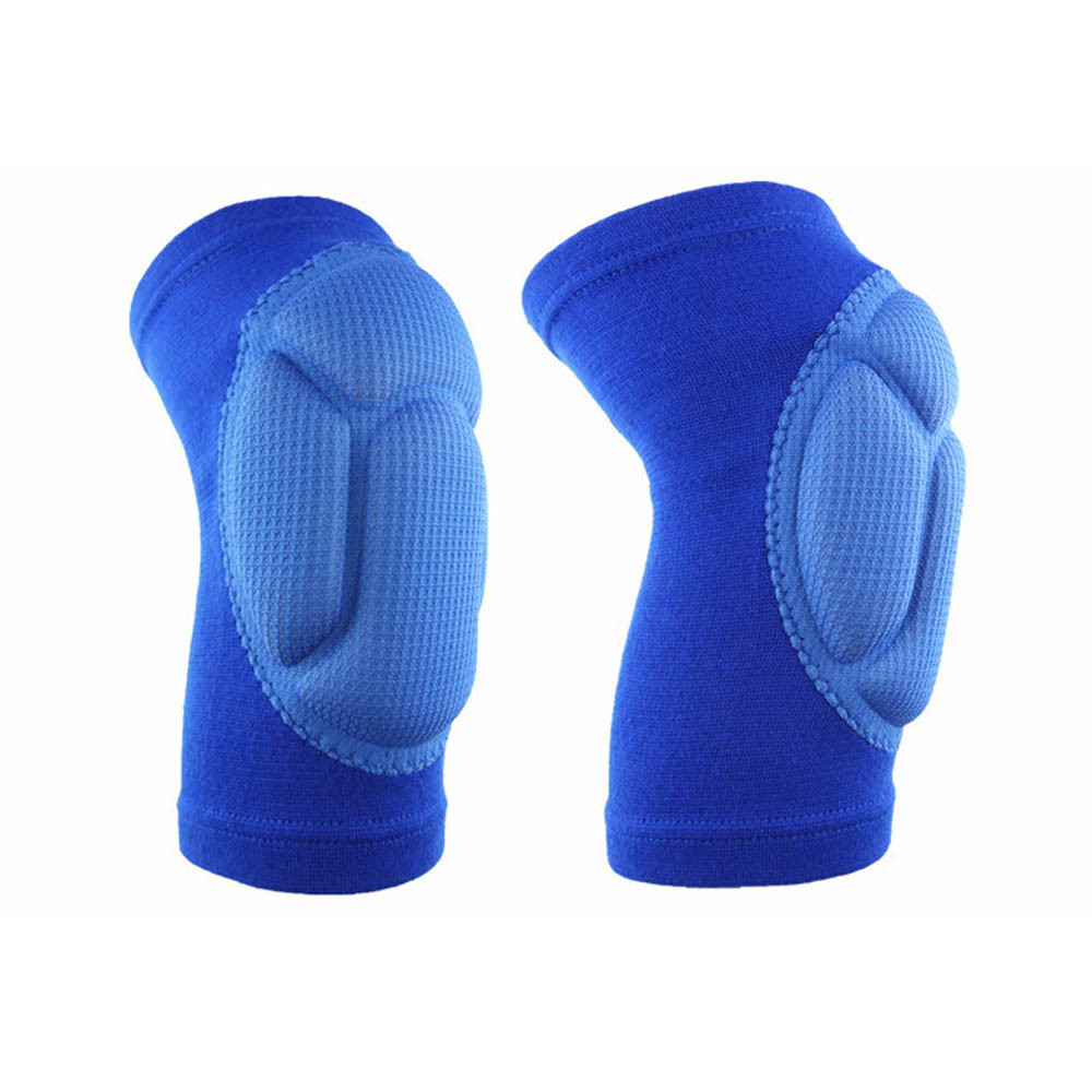 2017 Hot Sale Warm Protector Basketball Sports 2PC Outdoor Extreme Sports Knee Pads Protect Football Cycling Knee Protector BU(China)