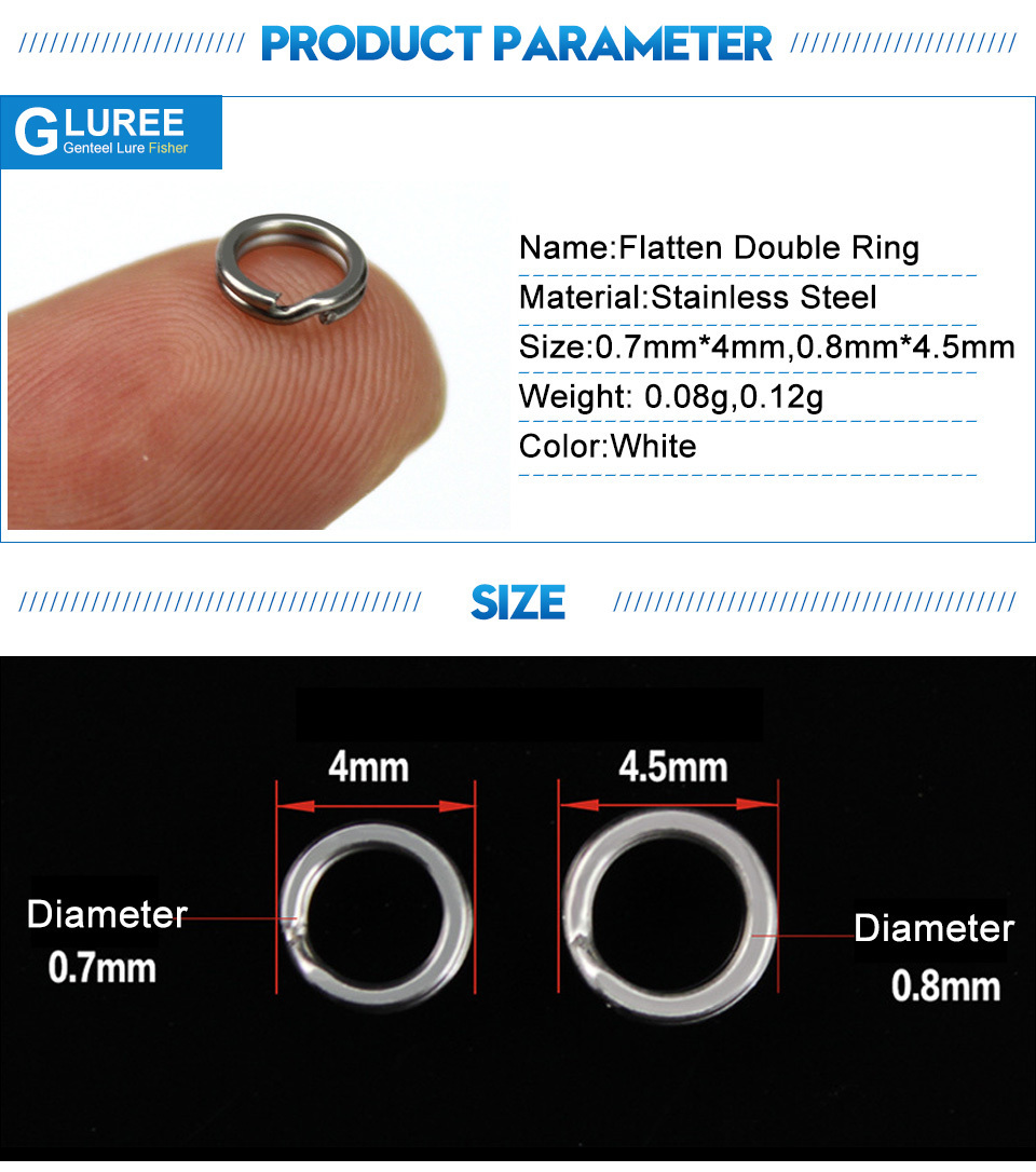 GLUREE-100pcsLot-Stainless-Steel-Split-Rings-Fishing-Connector-for-Fish-Hooks-Double-Circle-Loop-Carp-Fishing-Accessories_04