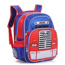 Transformers Children's Backpack Boys Animation Cartoon Autobots School Bags For Boys Girls Primary Students Backpacks LL260Z
