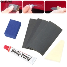 QILEJVS 15g Car Body Putty Scratch Filler Painting Pen Assistant Smooth Repair Tool(China)