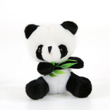 Plush Toy 9cm Panda Stuffed Animal Baby Interactive Toys Collection Doll Kids Children Birthday Christmas Gift Wholesale Decor