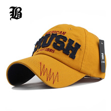 [FLB] Cotton Letter CRUSH Brand Baseball Cap Hats for Men Women Snapback Gorras Casquette Truck Fitted Cap 2016 New(China)