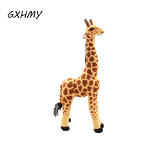 GXHMY 2017 New Giraffe Plush Toys Doll 60cm