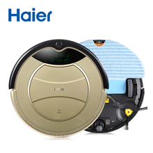 Haier T320/T321 Pathfinder Smart Cleaning Robot Floor Cleaner Vacuum Microfiber Dust Automatic Sweeping Machine Wet Dry Optional