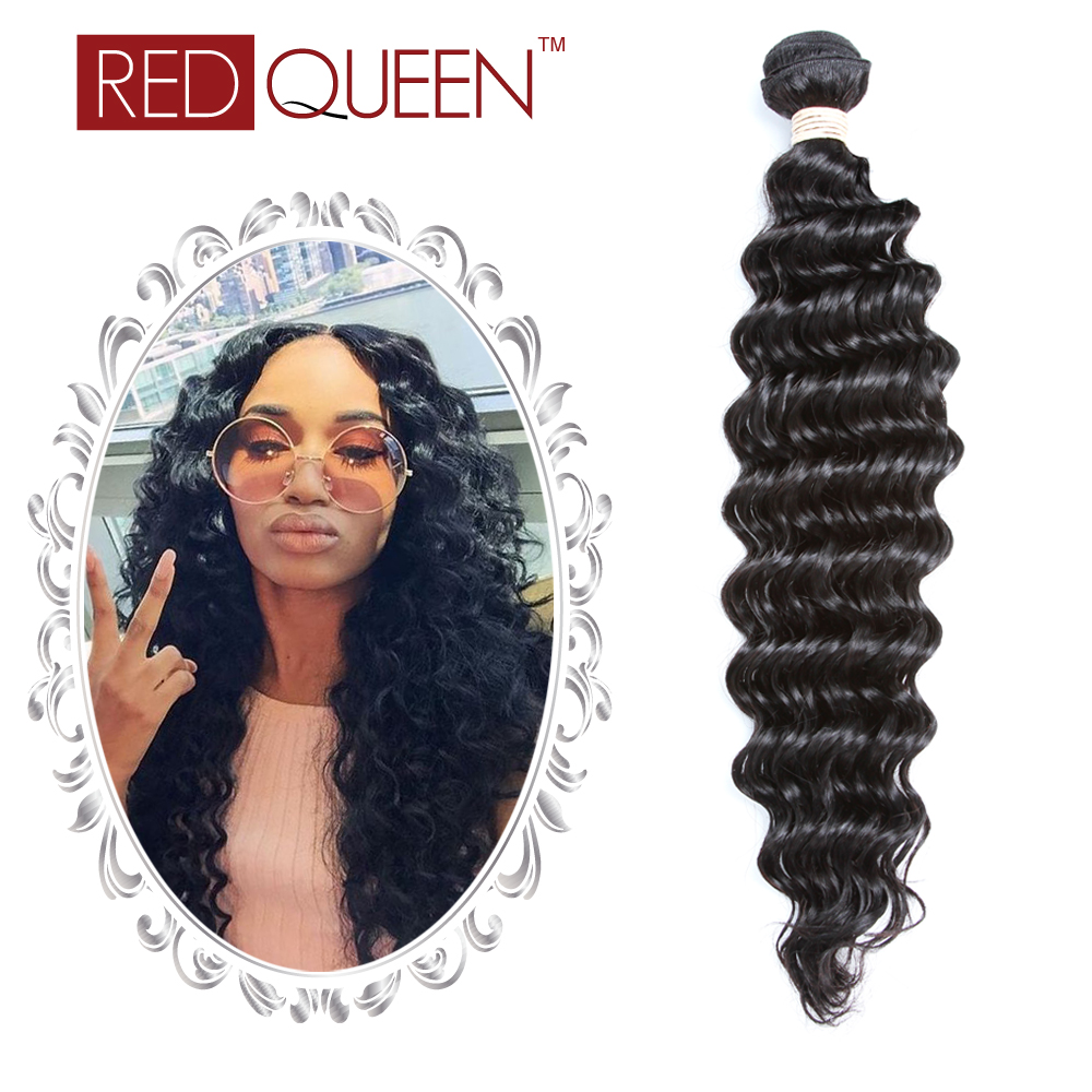 Unprocessed Virgin Brazilian Hair Deep Wave 2 Bundles 8A Brazilian Curly Human Hair Deep Curly Brazilian Hair Extensions<br><br>Aliexpress