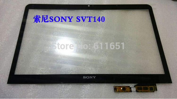 new  For SONY SVT140  Replacement Touch Screen Digitizer Glass Lens Free shipping<br><br>Aliexpress