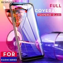 9D Tempered Glass Xiaomi Pocophone F1 Glass Mi A2 Lite Screen Protector Xiomi Redmi 5 Plus Note 6 Pro Mi A2 Max 3 Film5D