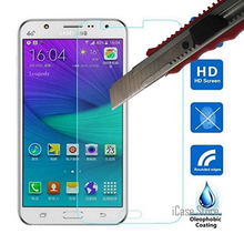 Tempered Glass For Samsung GALAXY j5 2015 duos Screen Protector For samsung J500 J500F J500Y SM-J500F J500G glas sklo an mobil
