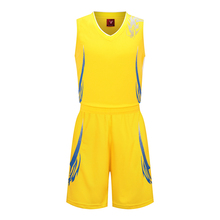 High Quality Basketball Clothes New Men Set Jersey Short Sport Male Suit Team male Basketball Set Sweatpants and sports t suirts(China)