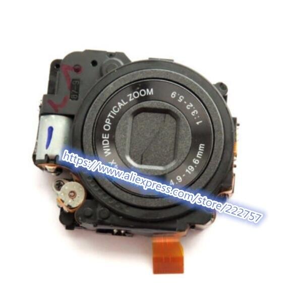 Onderdelen, gereedschap Digitale camera's: onderdelen Zoom Lens Focus Unit Replacement Part for Samsung MV800 Digital Camera Black