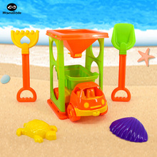 11cm Children Hourglass Car Beach Toys Outdoor Toy Kids Water Sand Playing Tool Sand Games For The Beach Summer Toy