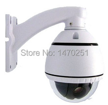 4-inch Sony CCD 10x 480TVL / 700TVL Mini Indoor PTZ High Speed Dome Camera CCTV Security/Surveillance Camera