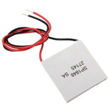 40x40mm Thermoelectric Power Generator High Temperature Generation Element Peltier Module TEG High Temperature 150 degree