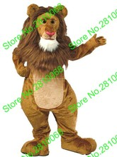 QIANYIDUOO Can be washed with water EVA Material Helmet Rapid MaKe Lion king lion Mascot Costumes cartoon Apparel 387