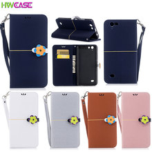 Luxury Velvet Plum Buckle Phone Cover For Infinix Hot 3 Lite X553 Cases Stand Flip Wallet Purse Lady Bags X553 Card Slots+Strap(China)