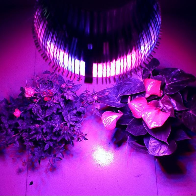 54w Flower Led Light E27 Ac85 265v Full Spectrum Led Plant Grow Lamp