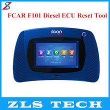2015 New Arrival FCAR F101 Diesel ECU Reset Tool for Bosch/Nanyue/SinoTruck/Denso ECU with Fast shipping