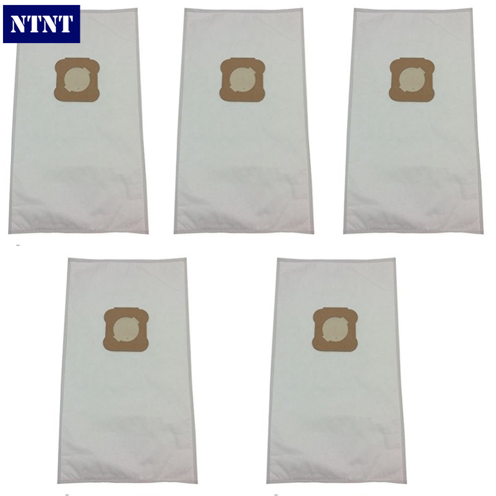 NTNT 5 Pack Kirby Vacuum Cleaner Hoover Dust Bags Fit Generation SYNTHETIC G3 G4 G5 G6 G7 2001 DIAMOND SENTRIA 2000