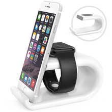 Charging Stand Holder For iWatch Universal Stand Dock Holder Charger For iWatch Phone Tablet Holder