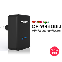 2016 Wireless-N Network Router AP WIFI Repeater Wi-fi Amplifier LAN Client Bridge 802.11b/g/n 300Mbps Singnal Booster,EU/US Plug