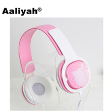 [Aaliyah] 2017 3.5mm Cute Cartoon Big Hero Doraeman Wired Headphones With Microphone Headset Earphone For Girls Kids Smartphone