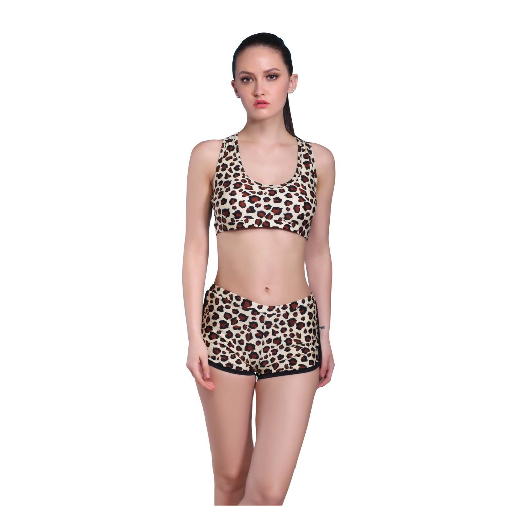 New POLOVI Ladies Bikinis High Waist Swimsuit Sexy Beach Swimwear Women Swimwear Print Bathing Suit Brazilian Bikini Set 15299<br><br>Aliexpress