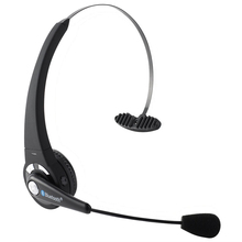 Black Bluetooth 2.1 Mono Headset Wireless unilateral Bluetooth headset for Computer phone(China)