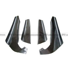 For Nissan R34 GTR Carbon Fiber OEM Front Bumper Canard Fibre Accessories Trim Car-Styling(Hong Kong)