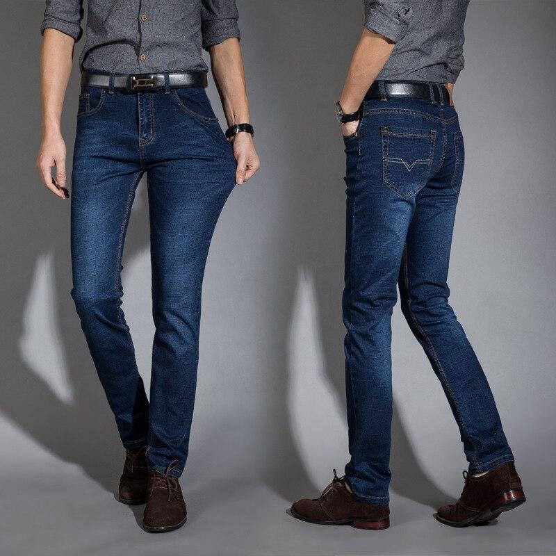 VEITCHE Brand Jeans New 2017 Summer Men Jeans good quality Man Denim Pants Plus Size 36 38 40 42 British Style Jeans TrousersОдежда и ак�е��уары<br><br><br>Aliexpress