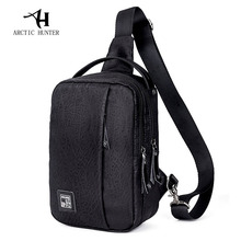 Buy ARCTIC HUNTER Oxford Men Chest Pack Single Shoulder Strap Back Bag Crossbody Bags Women Sling Shoulder Bag Back Pack Travel for $15.57 in AliExpress store