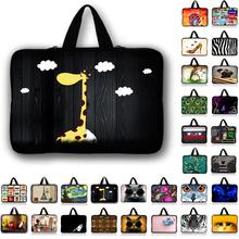 "9.7'' 11.6'' 13.3'' 14.4'' 15.4'' 15.6'' 17.3"" Tablet Sleeve Case Mini PC Laptop Bag Computer Handbag Soft Protector Cover #4"