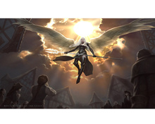 Board Game playmat,Avacyn, Angel of Hope ,Mat Table Mat Magical Mouse pad mgt Mat the custome design playmat(China)