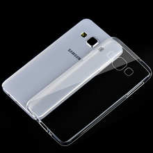 New 0.3mm Clear Ultra Thin Soft TPU Silicone Cell Phone Back Cover Skin Case For Samsung Galaxy J5 2016 J510 J510F J510G J510Y