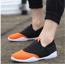 2016 Hot New men's breathable casual shoes men's spring autumn brand casual shoes no logo three colors Size EUR 36-44