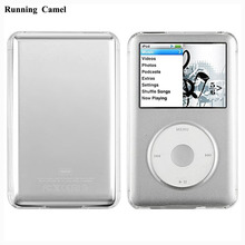 Running Camel Hard Clear Crystal Case Cover For iPod Classic 80GB 120GB 160GB