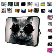 Many Designs New Neoprene Soft 17 15 14 13 12 11.6 10 7 Tablet Netbook Sleeve Bag Cover Cases For Macbook Acer Asus Dell HP