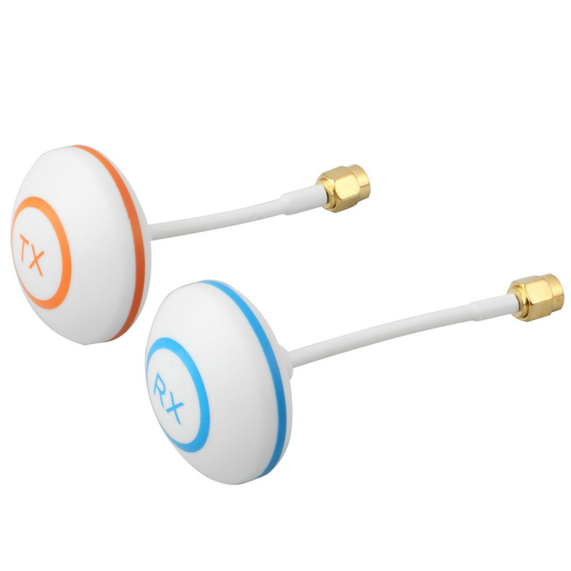 1pair 5.8GHz Circular Polarized Mushroom Antenna SMA Set Tx/Rx for FPV Aerial RC HY<br><br>Aliexpress