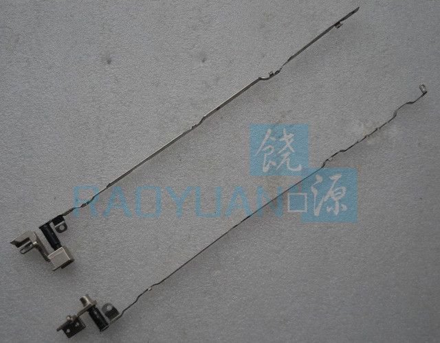 New Laptop LCD Screen Hinges left right for Lenovo IBM Thinkpad T40 T41 T42 T43 seri 14 '' Free Shipping(China)