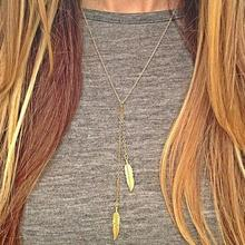 Simple Long Gold Necklace with Delicate Dorp /  Gold fill Chain or  Silver / Lariat  Jewelry / Long Necklace