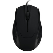 Cheap Portable Computer Office Mouse Mice USB Wired Optical Gaming Mice Mouse For PC Laptop For Window 7 Window XP(China)