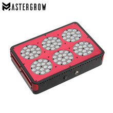 Apollo 6 Full Spectrum 450W LED Grow light 10band With Exclusive 5W Grow LED For Indoor Plants Hydroponic System High Efficiency(China)