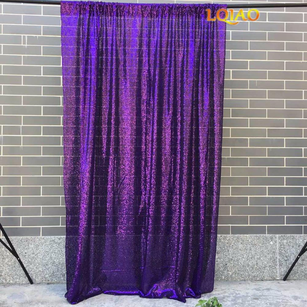 Purple Sequin Backdrop-002