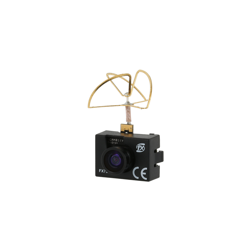 High Quality FX FX798T 5.8G 25mW 40CH Mini Transmitter Camera Combo For FPV Multicopter RC Quadcopter Part<br>