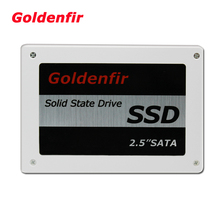 Goldenfir 32GB 60GB 120GB SSD notebook hard drive ssd 120gb laptop hard disk(China)